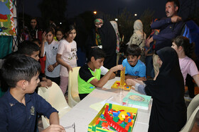 عرضهی فعالیتها و خدمات کانون پرورش فکری استان سمنان در نمایشگاه هفته دولت
