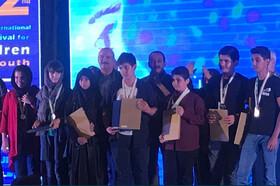 درخشش نوجوانان همدانی در المپیاد فیلمسازی نوجوانان ایران