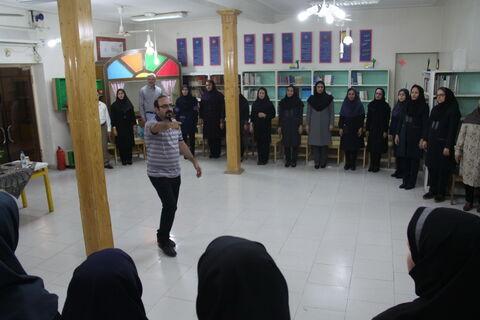 برگزاری کارگاه تخصصی «قصهگویی و زبان بدن» در اهواز