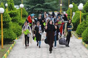 اردوی اعضای فعال مراکز فرهنگی هنری استان مازندران(روز اول)