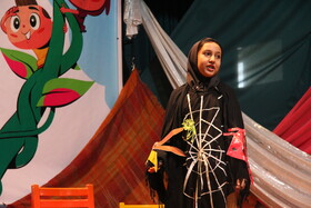 مرحله شهرستانی بیست و دومین جشنواره بین المللی قصه گویی در سردشت به روایت تصویر
