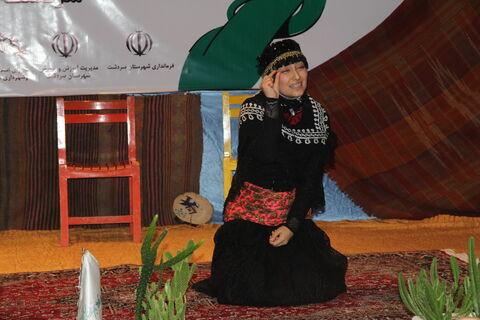 مرحله شهرستانی جشنواره قصه گویی در سردشت برگزار شد