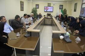 مراسم تکریم بازنشستگان کانون پرورش فکری کودکان و نوجوانان ارومیه به مناسبت روز بازنشستگان
