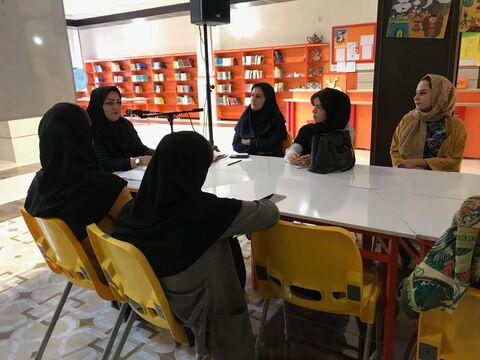 کارگاه قصهگویی ویژه مربیان مهدهای کودک در کرمانشاه برگزار شد