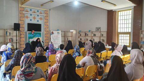 برگزاری کارگاه قصه گویی ویژه والدین اعضای کانون پرورش فکری و در محل مجتمع شماره یک کرمانشاه برگزار شد