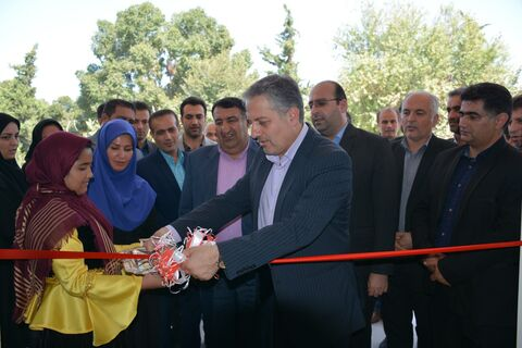 کانون پرورش فکری کودکان و نوجوانان شهرستان کردکوی افتتاح شد