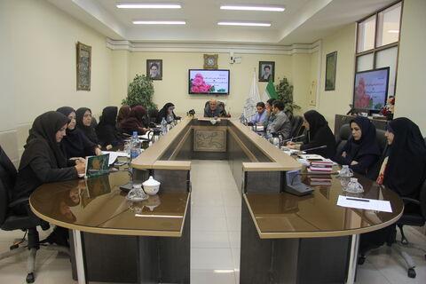 ششمین جلسه شورای فرهنگی کانون آذربایجانغربی برگزار شد