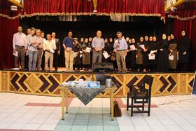 کارگاه تخصصی سرود ویژه مربیان فرهنگی مراکز کانون آذربایجان شرقی