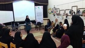 کارگاه آموزشی چالشهای نوجوانی در کانون خراسان جنوبی