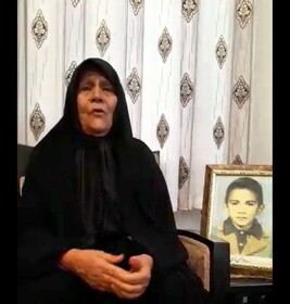 مادر خردسال ترین شهید انقلاب به جشنواره قصهگویی پیوست