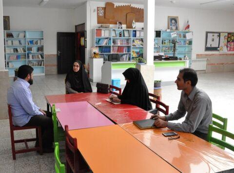 تأکید مدیر کل کانون خراسان جنوبی بر حضور فعال در جشنواره قصهگویی