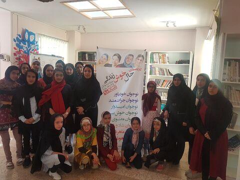 پایان کارگاه مهارت «امید» وآغاز مهارت «خودباوری» در کانون خراسان جنوبی