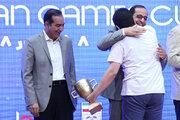 اختتامیه جام قهرمانان بازیهای ویدیویی ایران