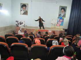جشن قصهگویی در مراکز فرهنگی هنری کانون استان اردبیل(2)