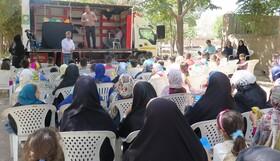 آغاز فعالیت تابستانی پیک امید در کانون استان قزوین