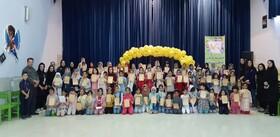 المپیاد ورزشی با حضور پرشور کودکان و نوجوانان در شهرضا برگزار شد