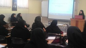 دوره آموزش اصول نگارش و تدوین گزارش فعالیت های فرهنگی در اصفهان برگزار شد