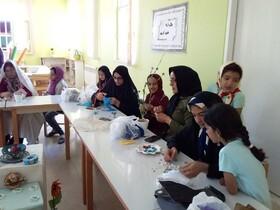 طرح نقش آفرین در شرق اصفهان در حال اجرا است