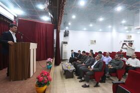 بازدید  همایون یوسفی نماینده مردم اهواز، باوی، حمیدیه و کارون در مجلس شورای اسلامی از فعالیت های تابستانی کانون شماره یک اهواز