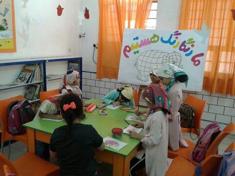 کارگاه روانشناختی «ما رنگارنگ هستیم» در دزفول