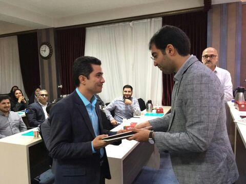 روابط عمومی کانون پرورش فکری خوزستان برتر کشور شد