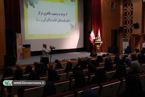دومین گردهمایی مهر و دیدار و مراکز موفق کانون استان تهران/ عکس از ریحانه حسین نژاد