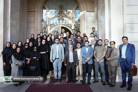 گردهمآیی کارشناسان روابط عمومی کانون سراسر کشور در تبریز برگزار شد