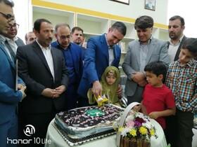 آیین افتتاح مرکز تخصصی علوم و نجوم در شهرستان فرمهین