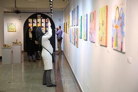 افتتاح نمایشگاه هنرهای تجسمی اعضای کانون استان تهران در نگارخانه صبا