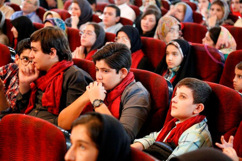 داوری اعضای انجمن فیلمسازان نوجوان کانون قزوین در جشنواره بینالمللی فیلم کودکان و نوجوانان