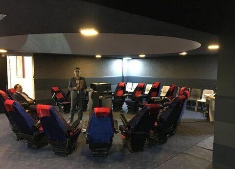 افتتاح مرکز تخصصی علوم و نجوم در شهرستان فرمهین