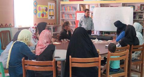 نشست آموزشی انجمن سرود