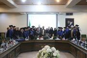 جشن فارغالتحصیلی دانشآموختگان مرکز علمی کاربردی کانون برگزار شد