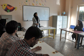 کارگاه آموزشی عروسکسازی در کانون اردبیل