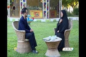 معرفی جشنواره قصه گویی از زبان  مدیر کل کانون استان همدان در صدا و سیمای مرکز همدان
