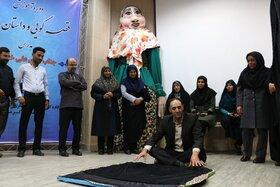 کارگاه قصهگویی کانون کرمان با شیوهای تازه برگزار شد