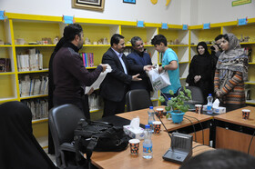 آیین گشایش کلینیک حقوق کودک در کانون استان اردبیل با حضور معاون وزیر دادگستری و دبیر مرجع ملی کنوانسیون حقوق کودک