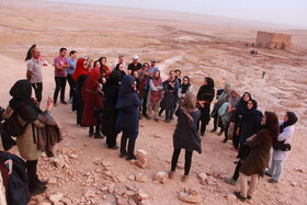 اردوی فرهنگی تفریحی کارکنان کانون استان تهران به استان سمنان/ عکس از ریحانه حسین نژاد
