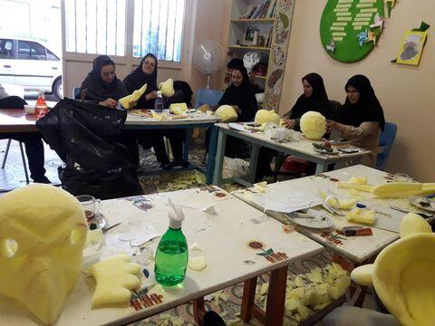 برگزاری دورههای آموزشی انجمن هنرهای نمایشی کانون در سراسر کشور