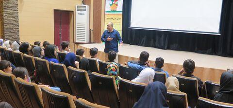 برگزاری سومین نشست انجمن فیلمسازی کانون استان قزوین