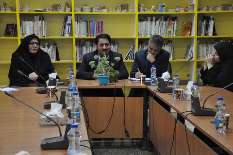 کلینیک حقوق کودک در کانون استان اردبیل