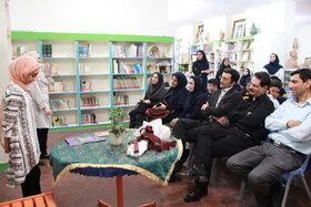 بازگشایی مجدد مرکز فرهنگی هنری شماره 6 کانون استان تهران/ عکس از یونس بنامولایی