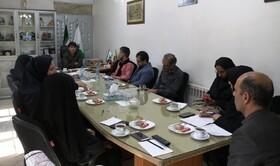 جلسه پیک امید با حضورشرکای فرهنگی