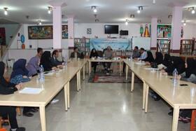 برگزاری کارگاه قصهگویی در یاسوج