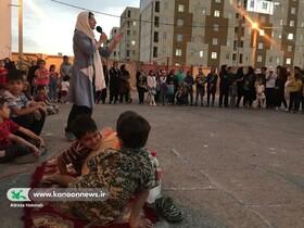 استقبال از  ویژهبرنامه «قصههای آپارتمانی» در کرمانشاه