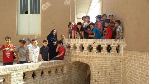 فعالیت های تابستانی مراکز فرهنگی هنری کانون اصفهان 5«مرکز اردستان1»