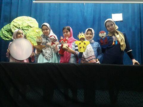 فعالیت های تابستانی مراکز فرهنگی هنری کانون اصفهان 5«مرکز داران»