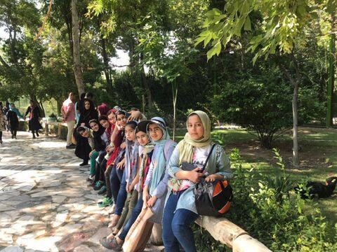 فعالیت های تابستانی مراکز فرهنگی هنری کانون اصفهان 5«مرکز گز»