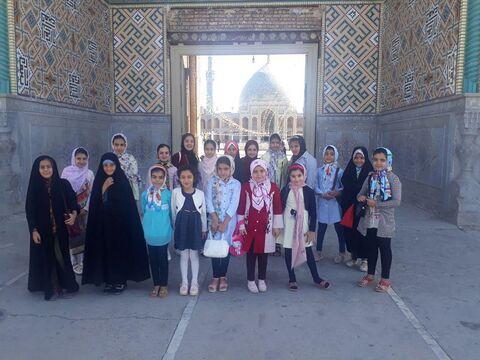 فعالیت های تابستانی مراکز فرهنگی هنری کانون اصفهان 5«مرکز بادرود»