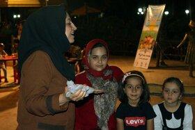 گزارش تصویری هشتمین هفته از پویش «فصل گرم کتاب» در یزد شهریور۹۸